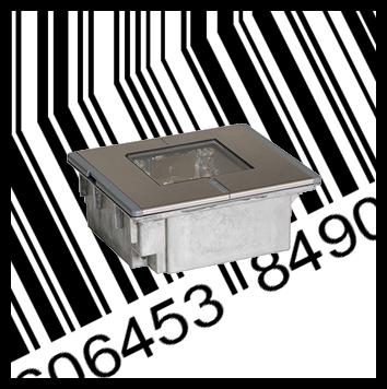 MS7600 Horizon Ներկառուցվող լազերային սկաներВстроенный лазерный сканер MS7600 HORIZON